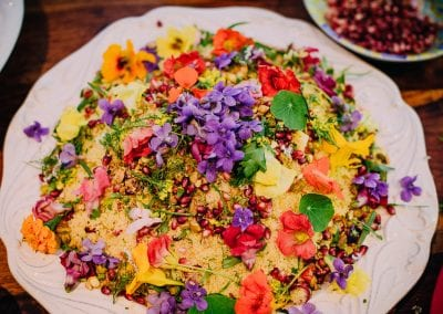 Wedding couscous