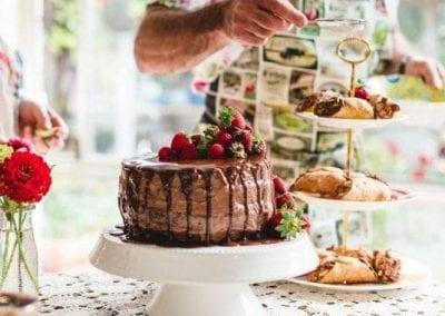 High Tea Cake
