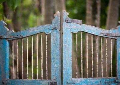 Indian dog gates