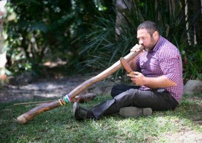 Gubbi gubbi didgeridoo