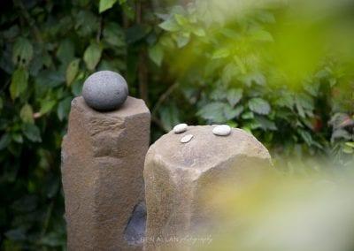 Granite Pillars